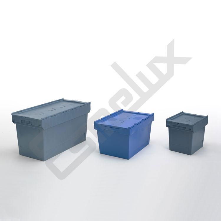 Cajas Multiuso con Tapa, norma europea. Imagen #0