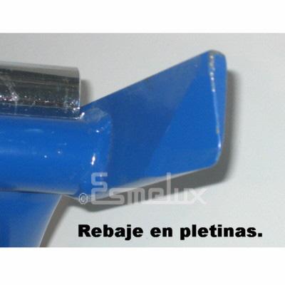 Carretillas en tubo de acero para bidones. Imagen #7