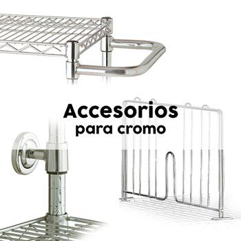 Accesorios para cromo