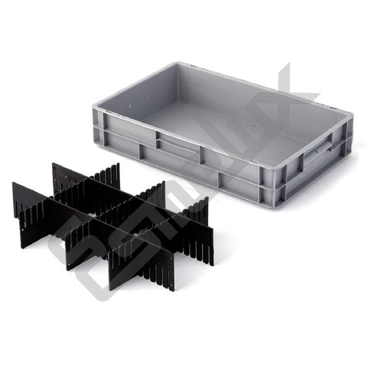 Accesorios para cajas apilables Eurobox. Imagen #0