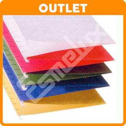 Carpetas colgantes con visor superior - Esmelux. Imagen #1
