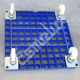 Carro Roll-container con base Plástica. Imagen #1