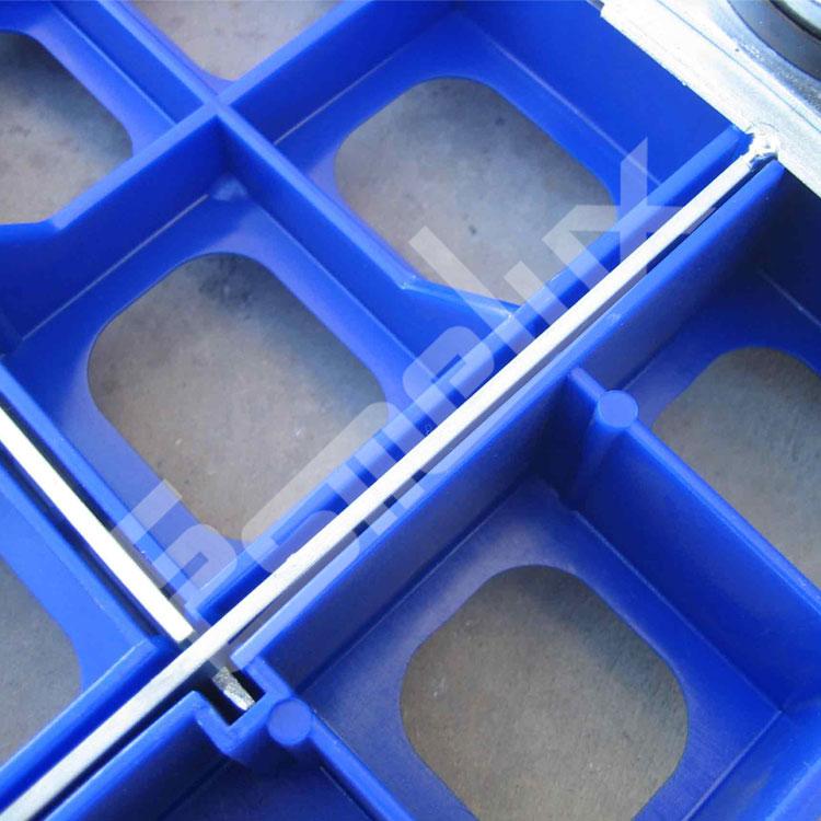 Carro Roll-container con base Plástica. Imagen #2