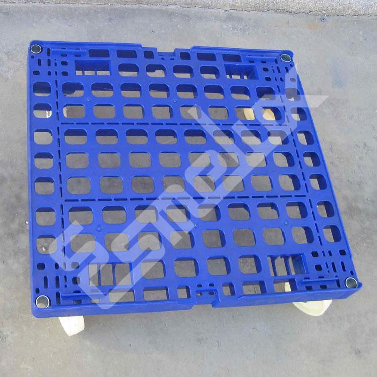 Carro Roll-container con base Plástica. Imagen #3