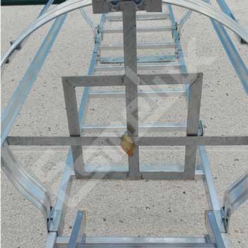 Accesorios para Escaleras Fijas Verticales