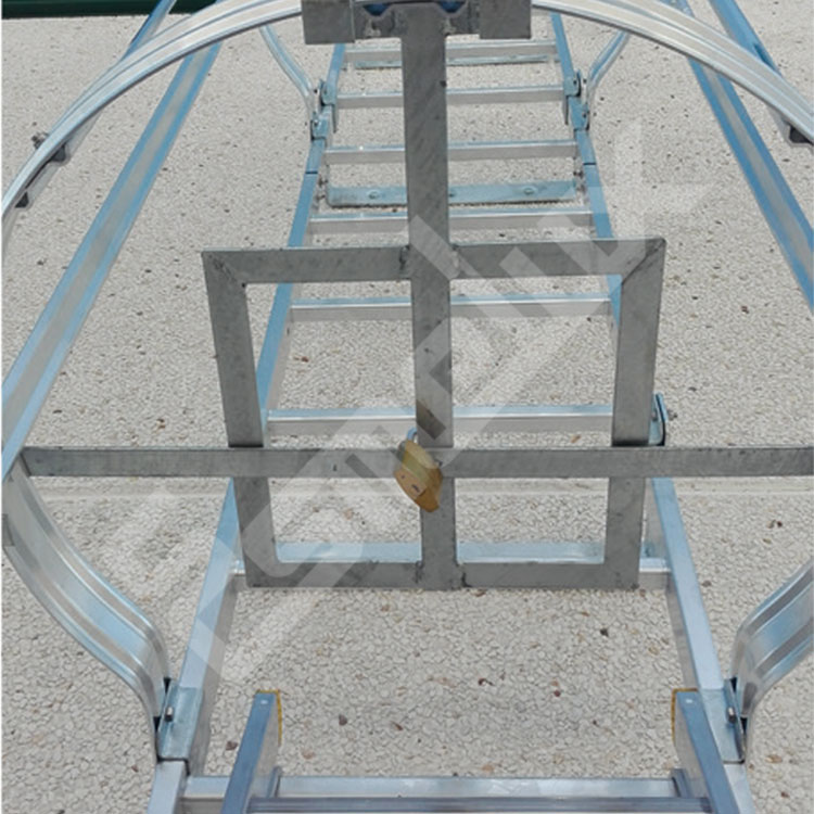 Accesorios para Escaleras Fijas Verticales. Imagen #0