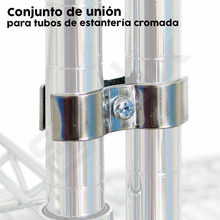 Accesorios de unión para cromo. Imagen #2