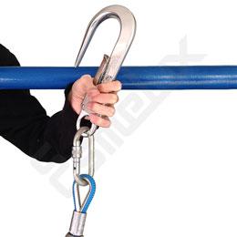 Escalera de cuerda tipo COR. Imagen #3