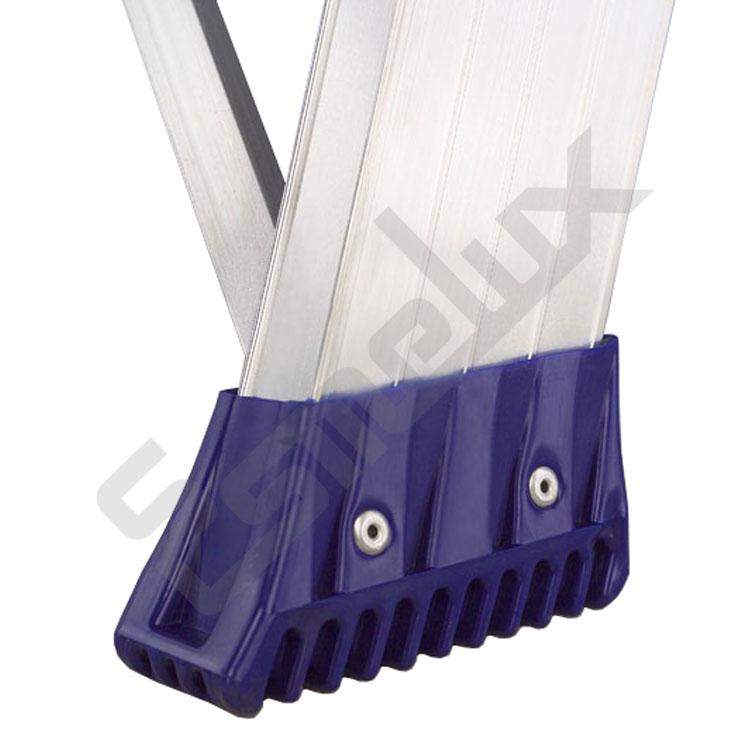 Escaleras aluminio, de tijera con barandilla NRGN. Imagen #3