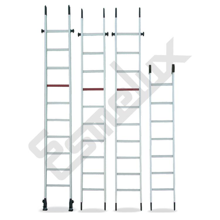 Escalera de Aluminio por Encaje VF. Imagen #0