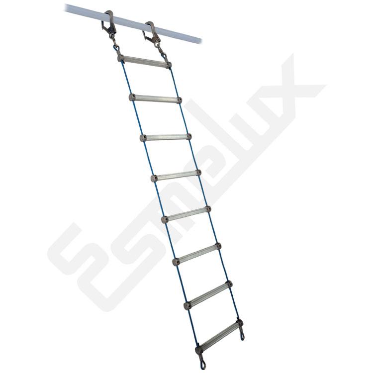 Escalera de cuerda tipo COR. Imagen #1