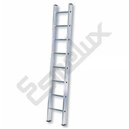 Escalera de aluminio de mano de 1 tramo