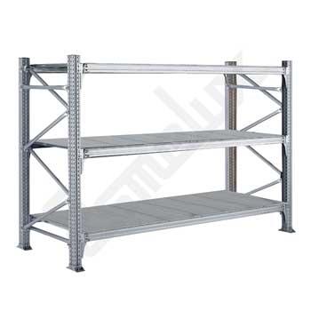 Estanterías Metálicas TS 3 estantes