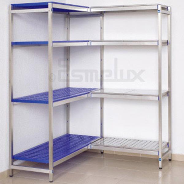 Estanterias metalicas precios amazing estanterias tienda - Estanteria metalica precio ...