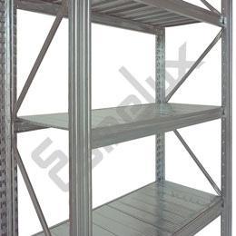 Estantería metálica modular 2.000 mm altura. Imagen #6