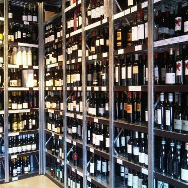 Estanter a para botellas - Estanterias de vino ...