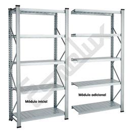 Estantería metálica modular 2.000 mm altura. Imagen #2