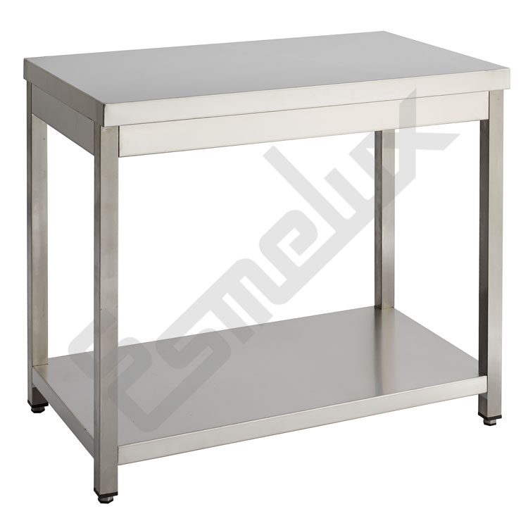 Mesas inoxidables - Mesa acero inoxidable para cocina ...