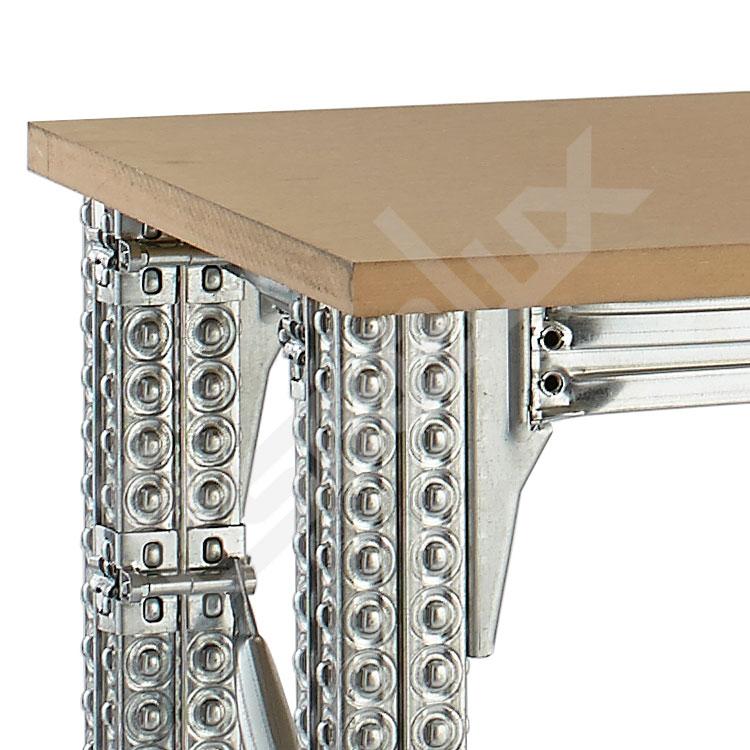 Mesas de Trabajo TS con ruedas. Imagen #1