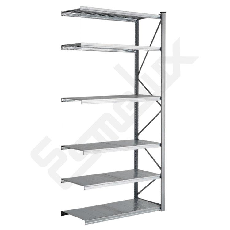 Estantería metálica 6 estantes. Imagen #5