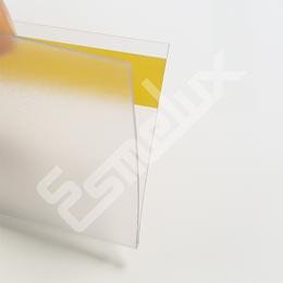 Portaetiquetas autoadhesivos de PVC. Imagen #1