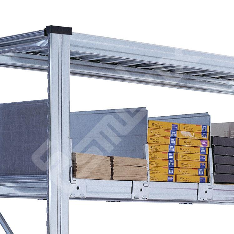 Separadores móviles para estantes. Imagen #1