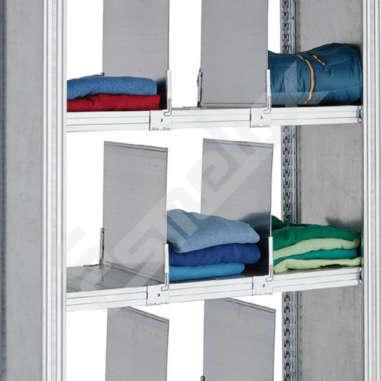 Separadores móviles para estantes. Imagen #2