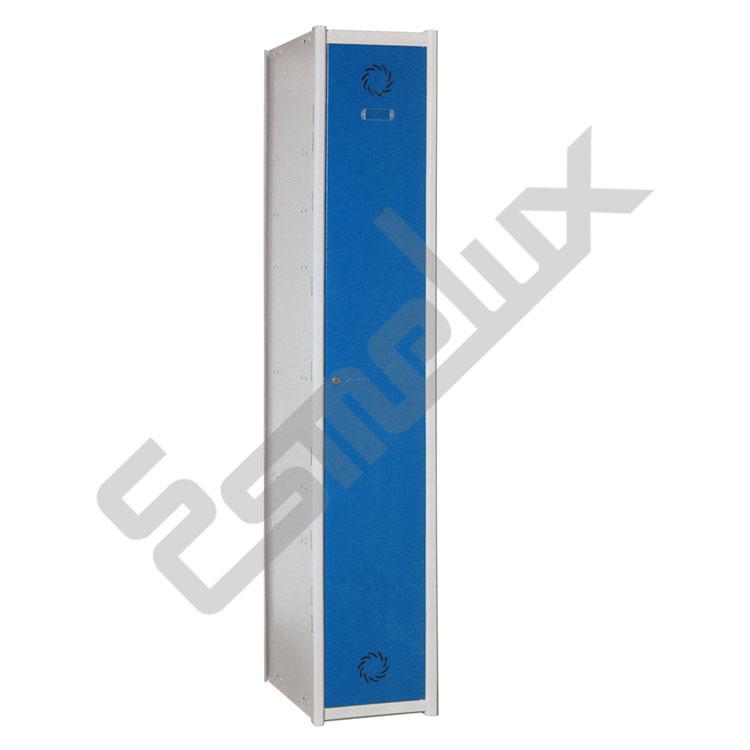 Taquillas Serie 1 con 1 columna, 1x1 = 1 puertas. Imagen #0