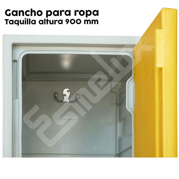 Taquillas Altura de puerta 900 mm. Imagen #5