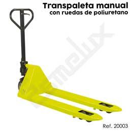 Transpaleta manual. Imagen #1