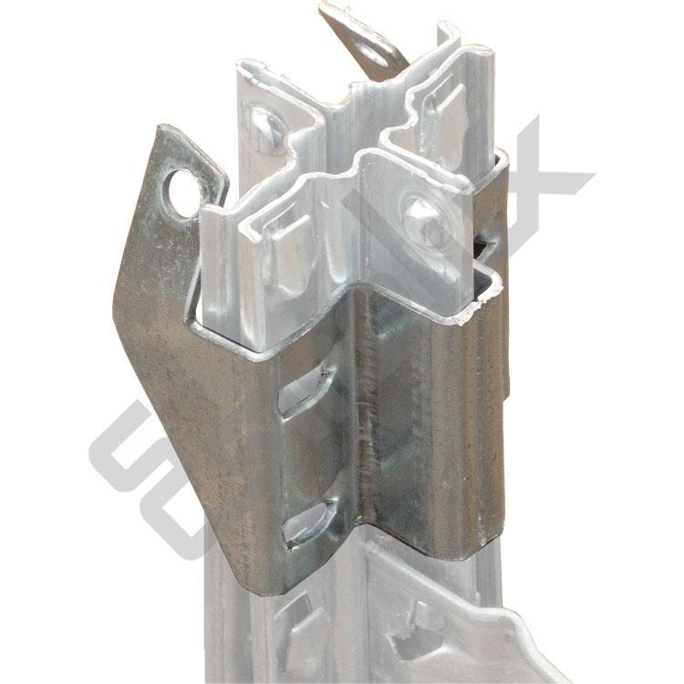 Accesorios de sujeción para estanterías Galvamil. Imagen #2