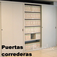 Estanterías OFIDEC CON Fondo Posterior. Imagen #3