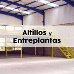 Altillos-Entreplantas