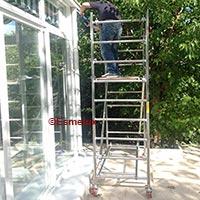 Andamios de aluminio Modulares SVL. Imagen #10