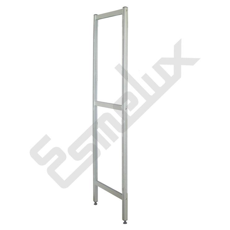 Estantes y Bastidores aluminio con Polipropileno. Imagen #1