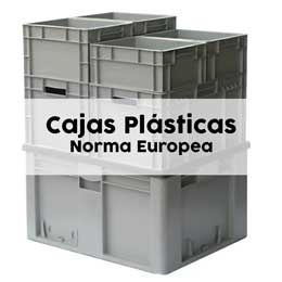 Cajas Norma Europea