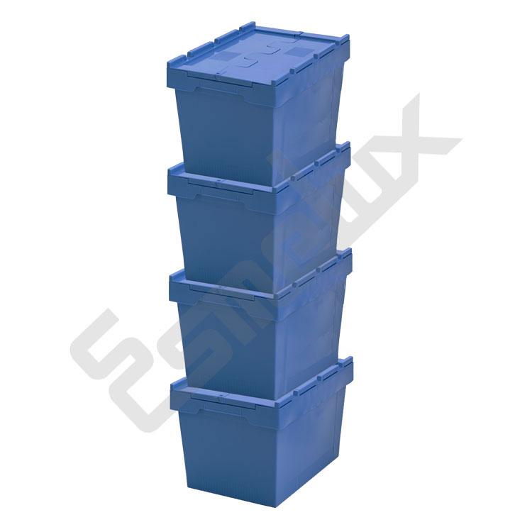 Cajas Multiuso con Tapa, norma europea. Imagen #3