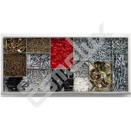 Cajones extraíbles para estanterías metálicas. Imagen #3