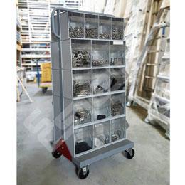 Carro para contenedores basculantes. Imagen #6