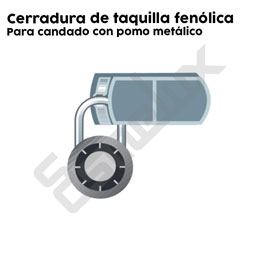 Taquillas Fenólicas perfiladas MG Serie 2. Imagen #6
