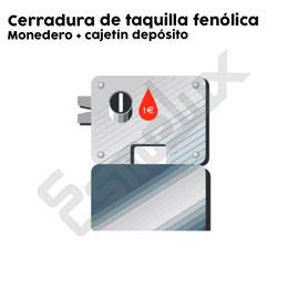Taquillas Fenólicas perfiladas MG Serie 2. Imagen #4