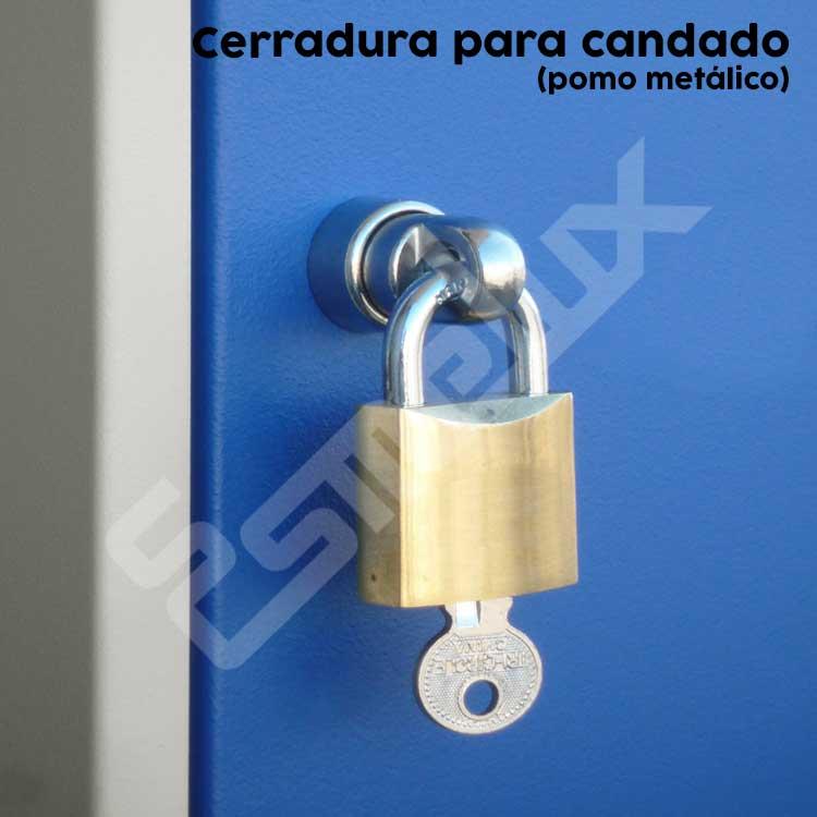 Cerraduras de Taquillas Metálicas. Imagen #2