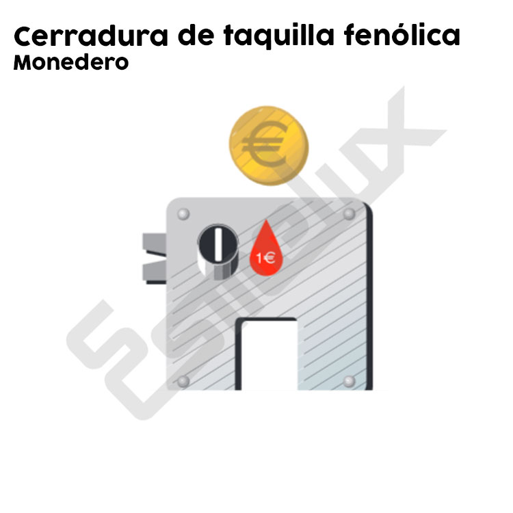 Taquillas Fenólicas perfiladas MG Serie 2. Imagen #3