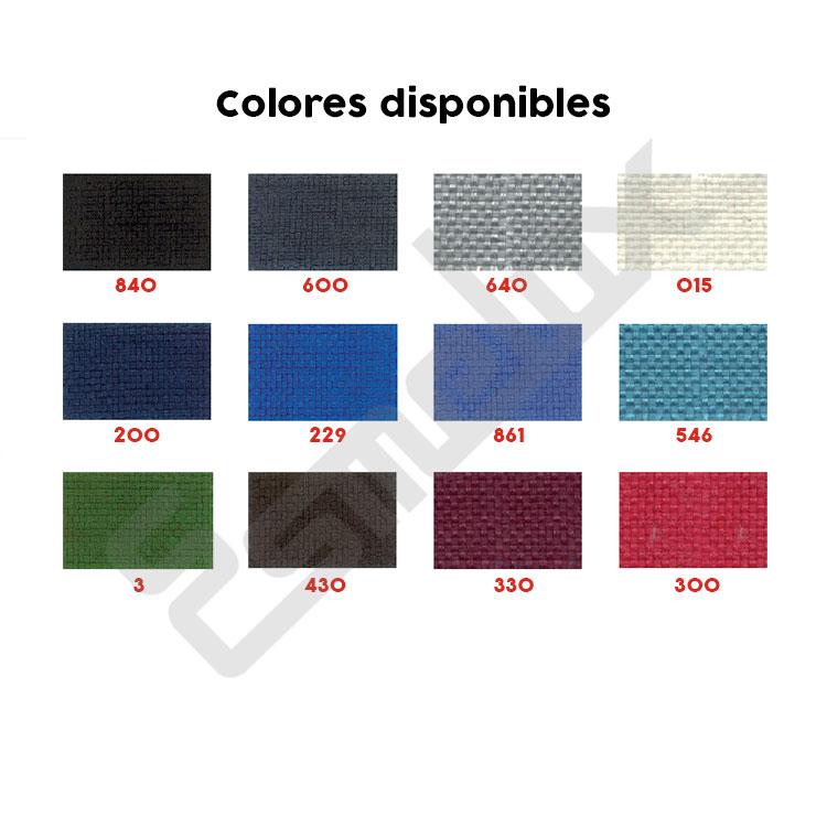 Sillas De Colores Para Oficina.Silla De Oficina Fija