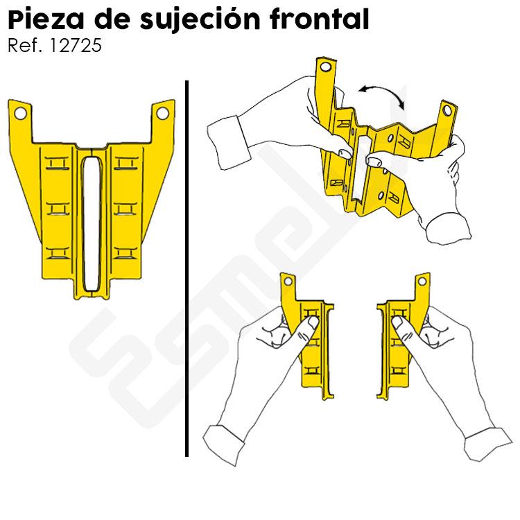 Accesorios de sujeción para estanterías. Imagen #3