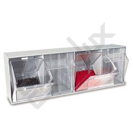 Contenedor plástico Basculante
