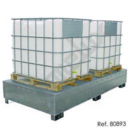 Cubetos colectores de acero. Imagen #2