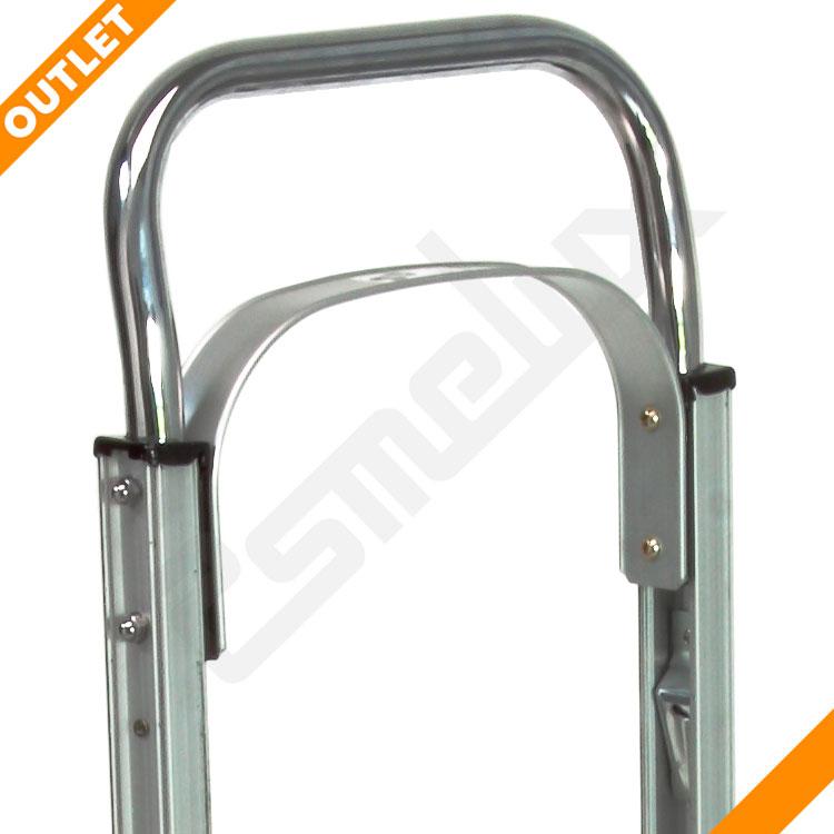 Carretillas plegables de aluminio. Imagen #2
