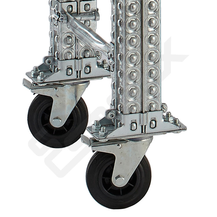 Mesas de Trabajo TS con ruedas. Imagen #2