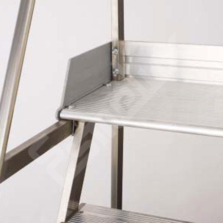 Escalera de plataforma con ruedas CCBR. Imagen #2